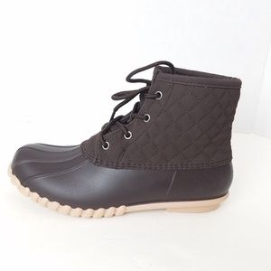Outwoods Brown Duck Boots